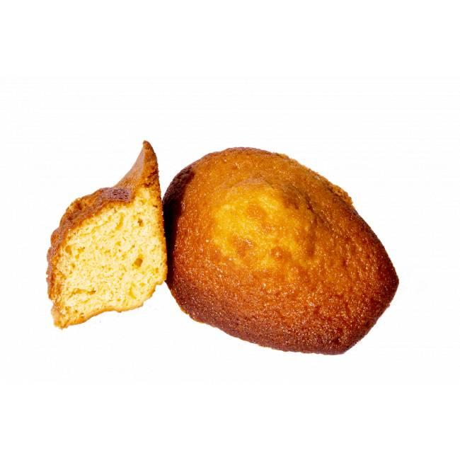 Madeleines pâtissières