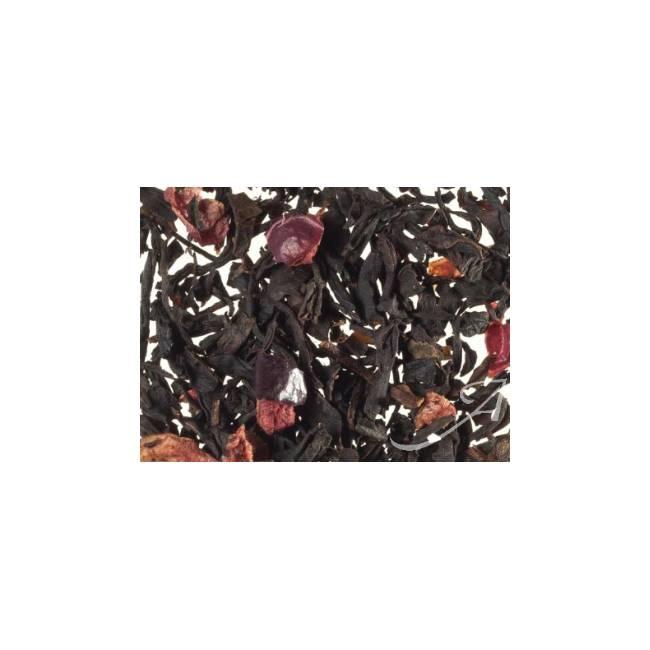 Sachet thé Noir 4,5,6 Cueillir des Cerises Dammann