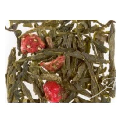 "Sachet de thé Vert ""Paul et Virginie"" Dammann"