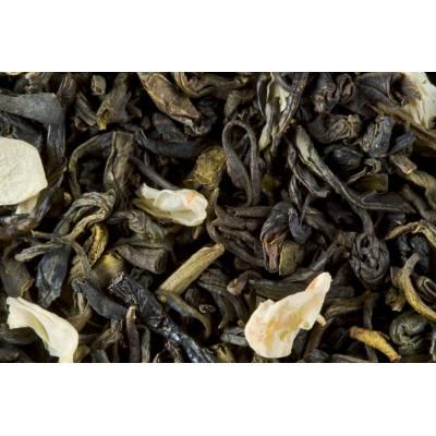 Sachet de thé vert Mandarin Jasmin Dammann