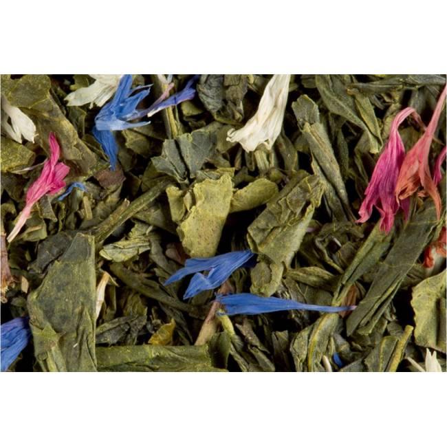 Sachet de thé vert l'Oriental Dammann