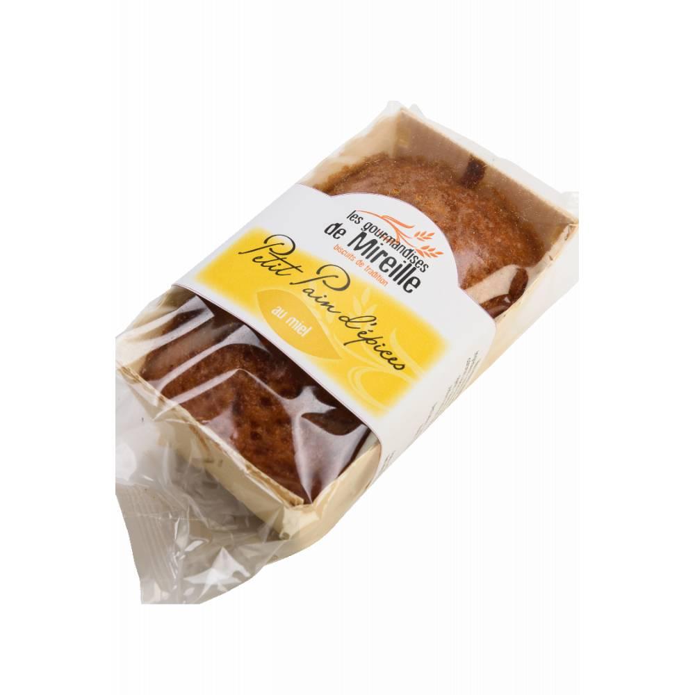 Petit pain d'épices au miel