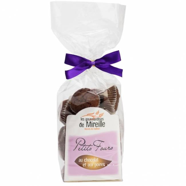 Petits fours au chocolat et...